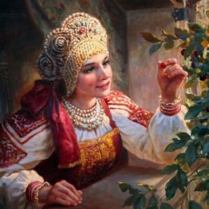 Женские славянские обереги